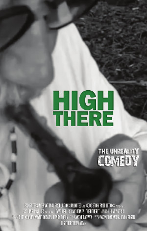 High There Movie Poster