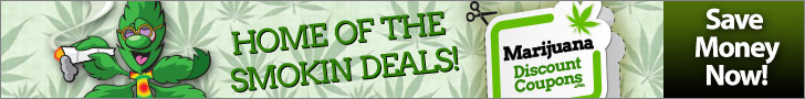 Marijuana Discount Coupons